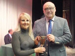 Norman Jenkins Trophy Technical Achievement Llysyfran YFC