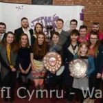 Wales Public Speaking winners 2017